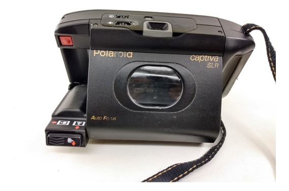 Camera Polaroide Captiva Slr