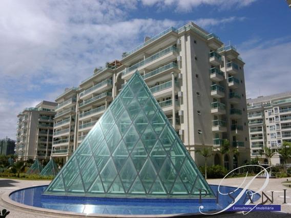 Barra Da Tijuca - Le Parc - 3 Qtos + Dependencias, 126m² - Vista Interna - Ap02228