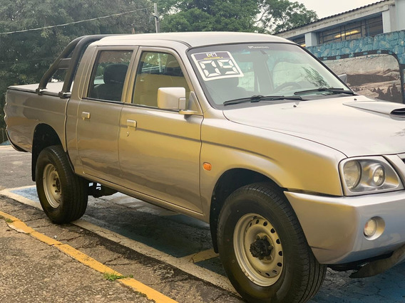 Mitsubishi L200 Gl 2.5 4x4 Cd Diesel 2009