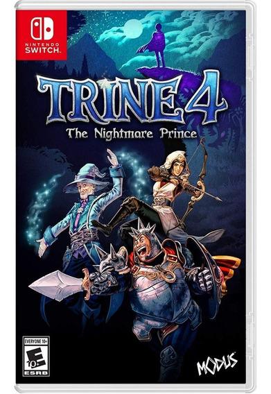 Trine 4 The Nightmare Prince - Switch