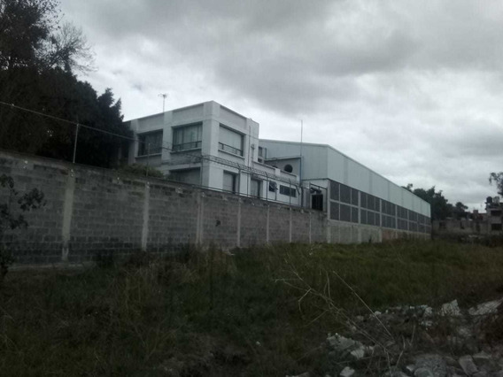 Terreno En Venta Para Bodega Industrial, Libre De Gravamen
