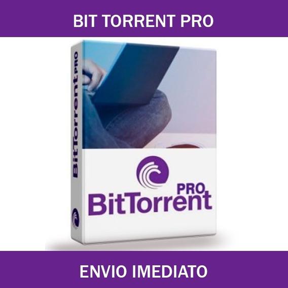 Bit Torrent Pro | Português-br | Envio Digital