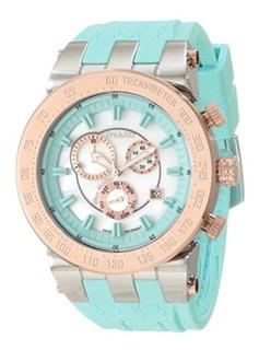 Mulco Bluemarine Mw5-93503-093 Cronógrafo Reloj Mujer