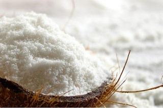 Coco Ralado Fino Sem Açúcar 1kg - Pronta Entrega
