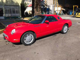 Ford Thunderbird Convertible Piel At 2003
