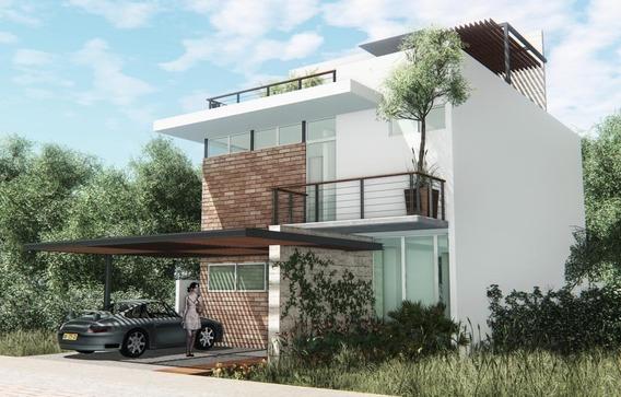 Casa En Residencial Aqua Nueva