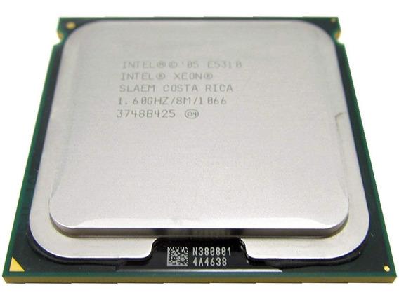 Xeon Quad Core E5310 1.6 Mhz 8mb Cache/1066 Lga 771 C/nf
