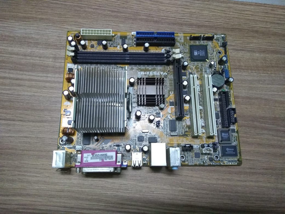 Placa Mae A7s8x-mx Socket 462 Sucata