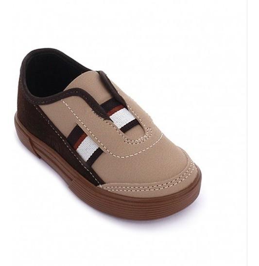 Sapato Casual Rustico Molekinho