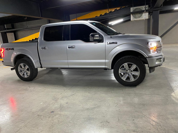Ford Lobo 2018 3.5 Doble Cabina Plinum 4x4 At