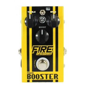 Pedal Fire Custom Power Booster Frete Gratis
