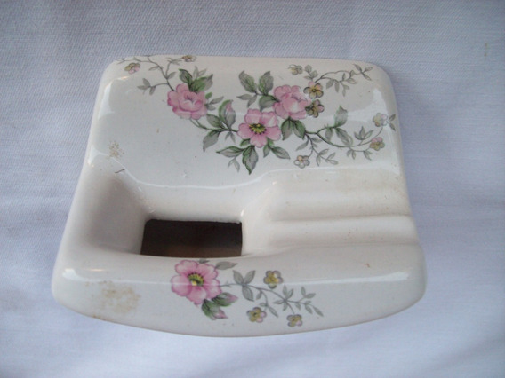 Cenicero Vintage De Baño Pared . Atelier Delft´s . Ind.arg.
