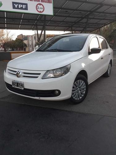 Imagen 1 de 7 de Volkswagen Voyage 2010 1.6 Comfortline Plus 101cv