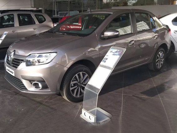 Renault Logan Modelo 2021 Gris Cassiope