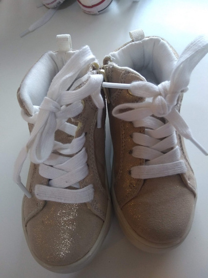 Zapatillas Botitas Carter´s Nena