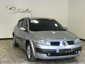 Renault Megane Sedan Dynamique 2.0 16v(aut.) 4p 2007