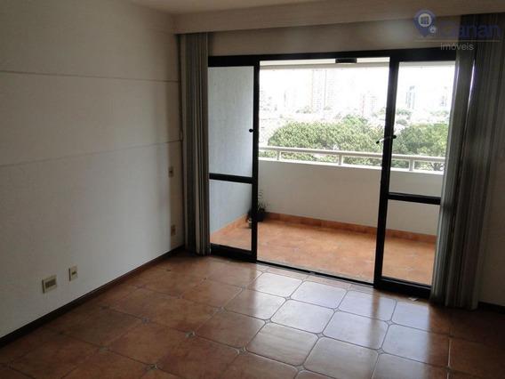 Apartamento Com 3 Dormitórios Para Alugar, 97 M² Por R$ 3.800/mês - Chácara Santo Antônio (zona Sul) - São Paulo/sp - Ap2946