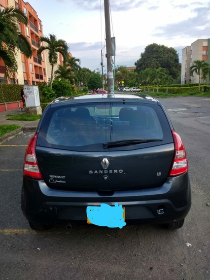 Renault Sandero Sandero Expression 2013