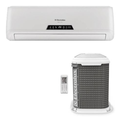 Ar Condicionado Split Hi Wall 9000 Btus Electrolux Ecoturbo Frio 220v Ve09f