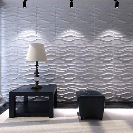 Paredes 3d  Panel De Pared 3d Wall Desing
