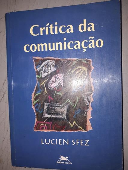 Critica Da Comunicação