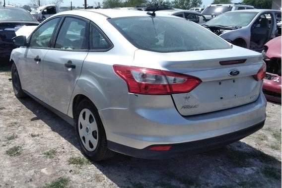 Ford Focus 2014 ( En Partes ) 2012 - 2014 Motor 2.0 Aut