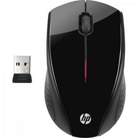 Mouse Hp X3000 Sem Fio Preto