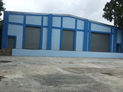 Nave Industrial En Herrera Retada Reciente Para Inversión