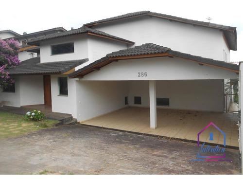 Casa À Venda, 820 M² Por R$ 1.740.000,00 - Granja Viana Ii Gleba 1 E 2 - Cotia/sp - Ca0483