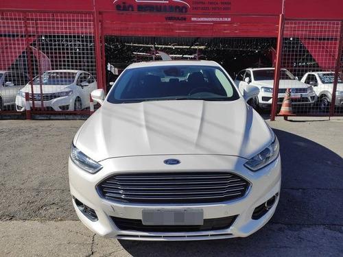 Imagem 1 de 13 de Ford Fusion 2.0 Titanium Awd 16v Gasolina 4p Automático