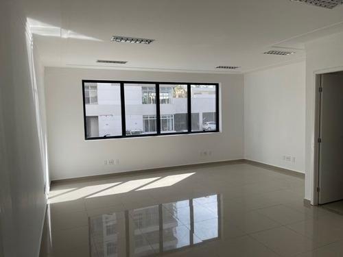 Imagem 1 de 9 de Sala Para Alugar, 40 M² Por R$ 1.250,00/mês - Vila Frezzarin - Americana/sp - Sa0207