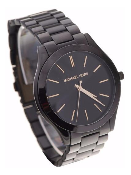 Relógio Michael Kors Original Mk3221 Preto