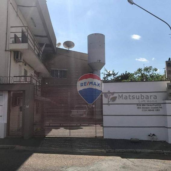 Loft Residencial Para Locação, Santa Helena, Cuiabá. - Fl0005