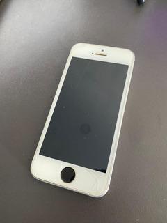 Celular Apple iPhone 5s - 16gb Branco Usado