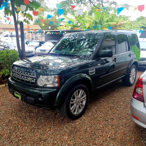 Imagem 1 de 11 de Land Rover Discovery 2010 3.0 Tdv6 Hse 5p