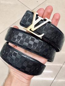 Elegantes Cinturones Louis Vuitton Para Caballero