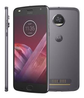 Smartphone Motorola Moto Z2 Play 32gb Dual Sim 5.5 -cinza