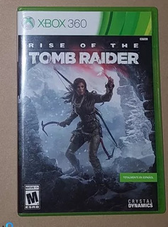 Rise Of The Tomb Raider Xbox360 Oferta Hasta El Viernes