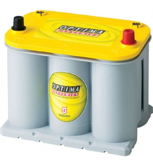 Batería Optima Gel Yellowtop Spiralcell D35 650 Amps