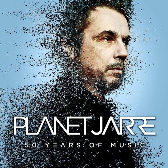 Jean Michel Jarre Planet Jarre 2 Cd Nuevo 2018 Original