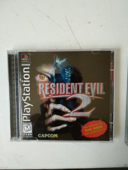 Resident Evil 1 E 2 Original Playstation 1
