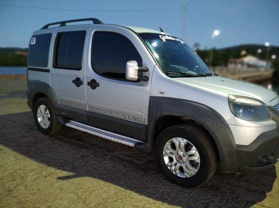 Fiat Doblo Adventure Xingu Lock 1.8 16v 2013