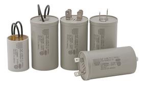 Kit 20pçs Capacitor Permanente 15 E 35uf 250v Fio (10 Cada)