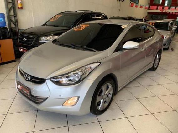 Hyundai Elantra Sedan Gls 2.0l 16v Flex Automático Impecável