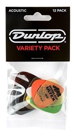 2 mm Dunlop Flow Jumbo Juego de 6 p/úas para guitarra