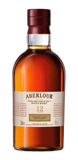 Aberlour 12 Años Whisky Escocés Single Malt Botella 700 Ml