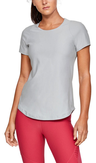 Remera Under Armour Vanish Ss Mujer