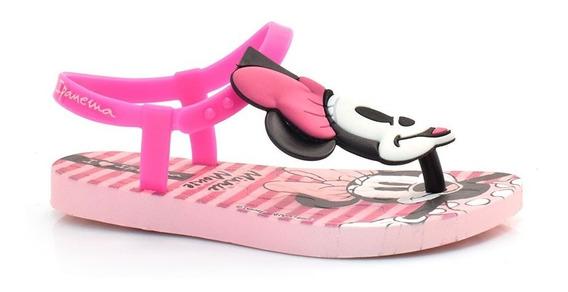 Sandália Infantil Ipanema Minnie - 26303 - Vizzent Calçados