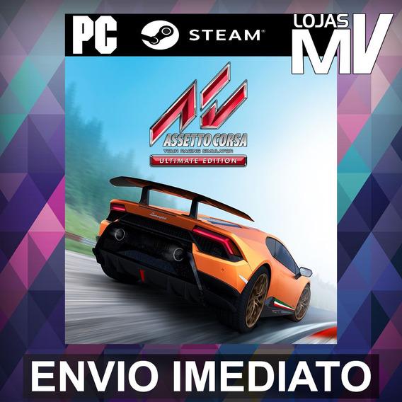 Assetto Corsa Ultimate - Pc Steam Gift Presente