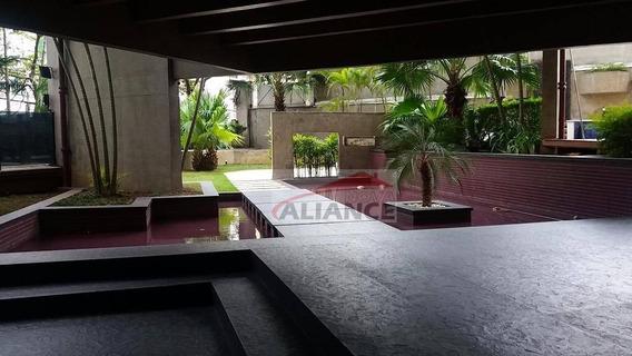 Apartamento 300 M² Com 4 Dormitórios À Venda - Rua Das Figueiras, Jardim, Santo André/sp - Ap0002